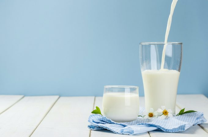 Finding whether drinking milk is good or bad